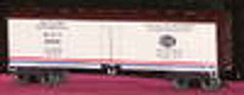 Weaver NYC-MDT 40'  refrigerator car, 3 rail or 2 rail