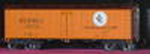 Weaver NYC 40'  refrigerator car, 3 rail or 2 rail