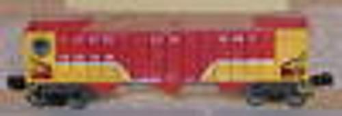 Weaver FEC 3 bay hopper car, 3 rail or 2 rail