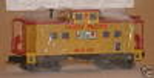 Weaver UP Northeastern style caboose, 3 rail