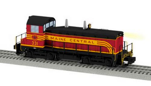 Lionel Legacy 85023  Maine Central SW-7 , 3 rail