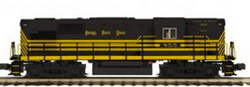 MTH Premier NKP RS-11  diesel, 3 rail, Proto 3.0