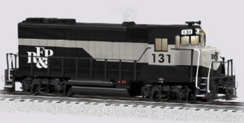 Lionel Legacy RF&P GP-35 , 3 rail