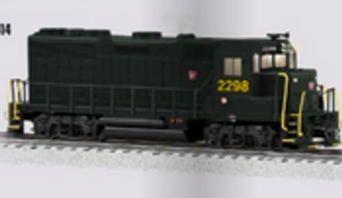 Lionel Legacy PRR GP-35 , 3 rail