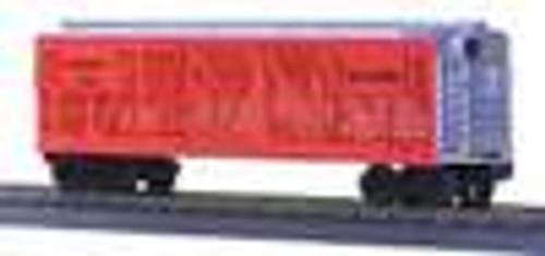 MTH Rail King Denver Rio Grande Semi-Scale Stock Car, 3 rail