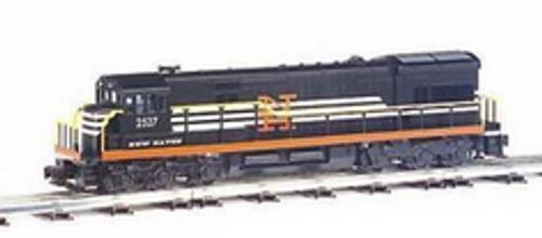 Williams NH  U33C   diesel, 3 rail, horn and bell