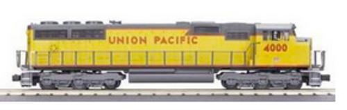 MTH Premier  UP SD-70M, 3 rail, Proto 2.0