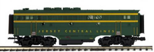 MTH Premier CNJ (Jersey Central)  F-3B, 3 rail, non-powered