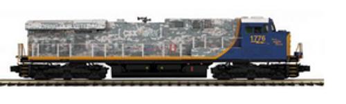 """MTH Premier  CSX   """"Veterans""""   ES44AC , 2 rail, Proto 3.0, DCC"""