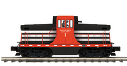 MTH Premier SPringfield Terminal  (NH colors) ) GE 44ton diesel, 3 rail, Proto 3.0