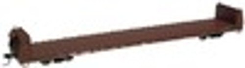 Atlas O SSW  62' Low Bulkhead Flat car, 3 rail or 2 rail