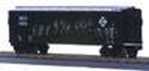 MTH Rail King Erie stock car, 3 rail