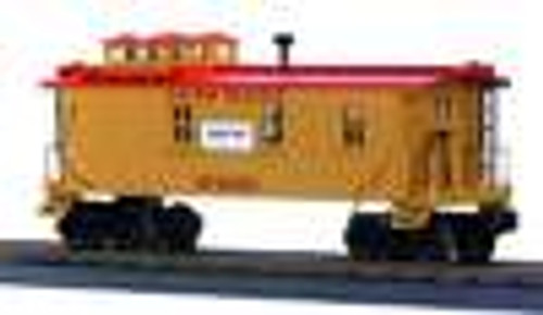 MTH Rail King Union Pacific Woodsided Caboose , 3 rail