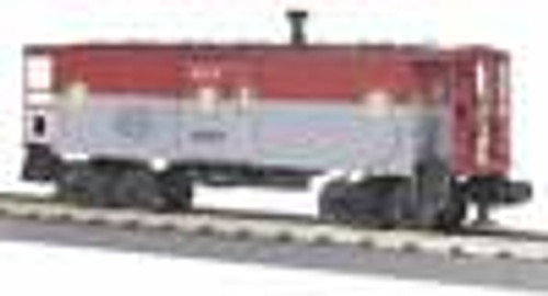 MTH Rail King NYC (pacemaker) Bay Window Caboose , 3 rail
