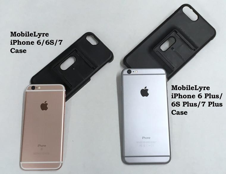 MobileLyre iPhone 8 Plus/7 Plus/6S Plus/6 Plus -Case Only