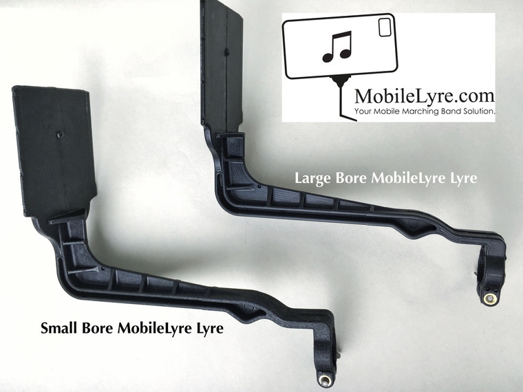 MobileLyre Large Bore Trombone Lyre (Lyre Only)