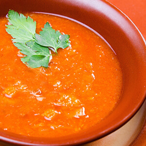 Vegan Eats Tomato Basil Bisque - 6 pack-Fresh, healthy, delicious, ready-made vegan meals shipped to you