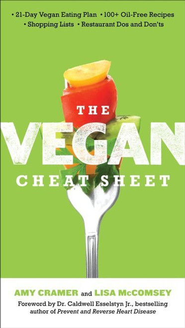Vegan Eats Vegan Cheat Sheet Book-Fresh, healthy, delicious, ready-made vegan meals shipped to you