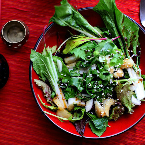 Vegan Eats Japanese Vinaigrette-Fresh, healthy, delicious, ready-made vegan meals shipped to you