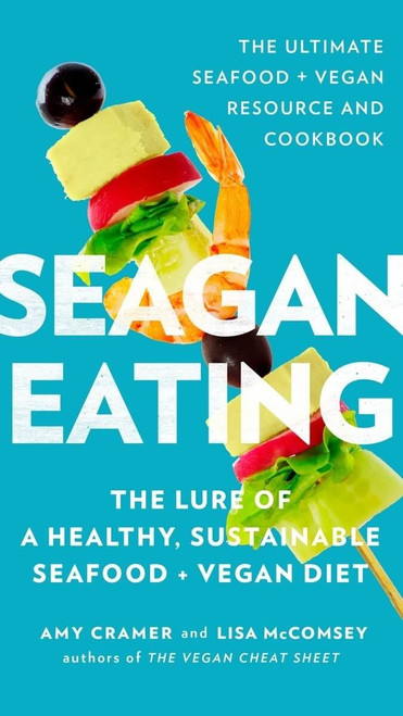 Vegan Eats Seagan Eating Book-Fresh, healthy, delicious, ready-made vegan meals shipped to you