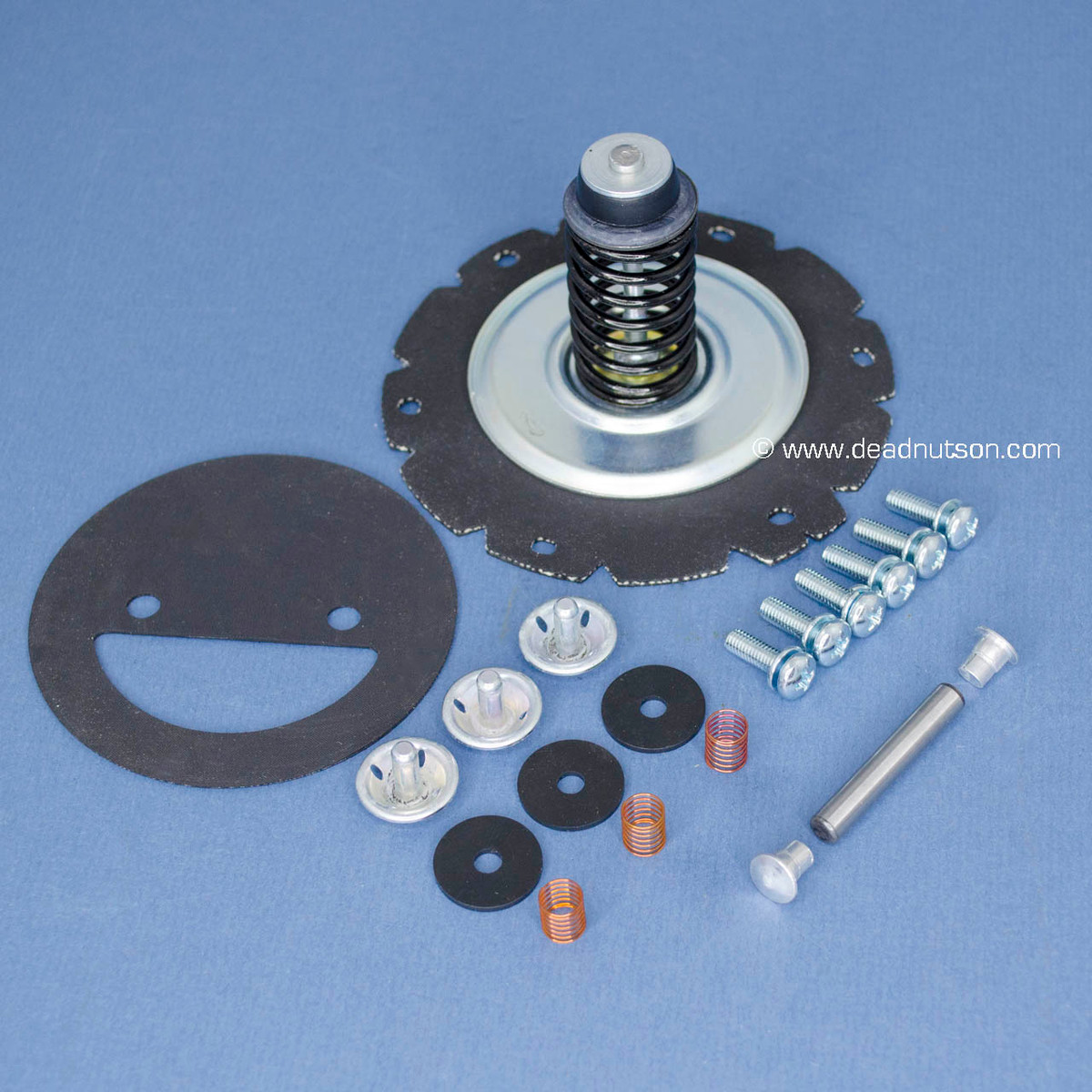 Carter High Performance X Fuel Pump Rebuild Kit