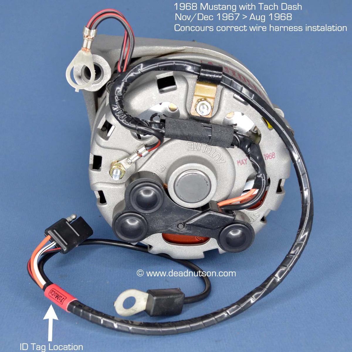 1968 ford mustang alternator wiring harness - wiring diagram  side-silverado-a - side-silverado-a.disnar.it  disnar.it