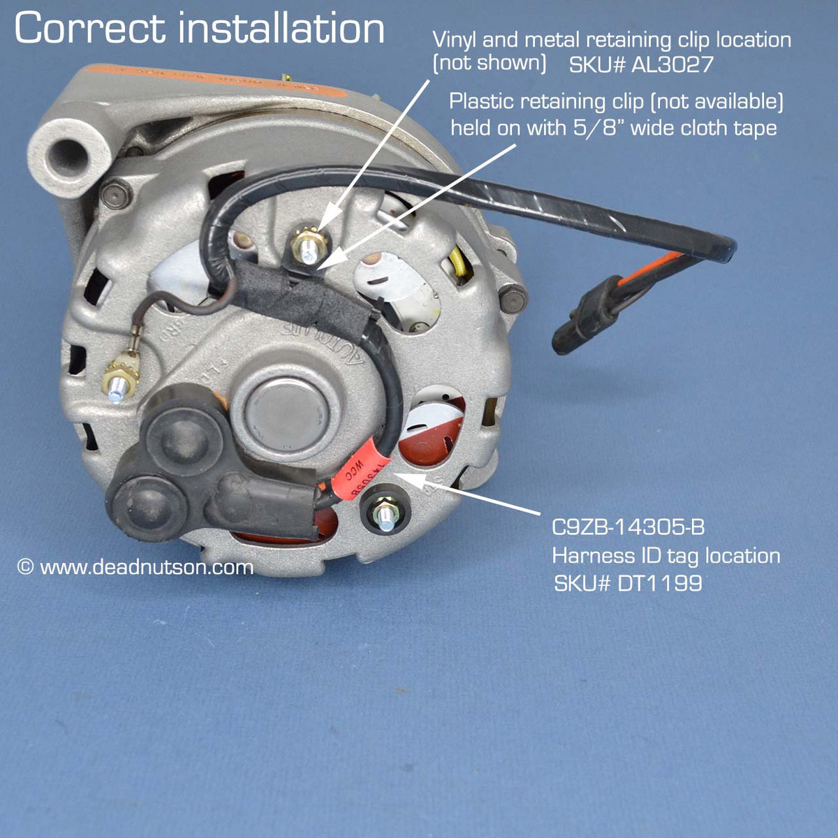 Superb 1969 Alternator Wire Harness Without Tach Dead Nuts On Wiring Cloud Hisonuggs Outletorg