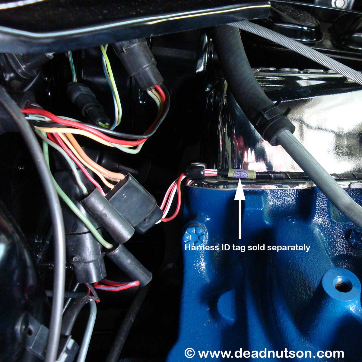 1969 mustang wiring harness 1969 70 390  428 engine gauge feed wire harness dead nuts on  428 engine gauge feed wire harness