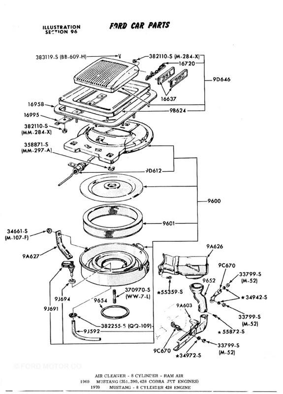 Shaker Ram-Air Top Hardware