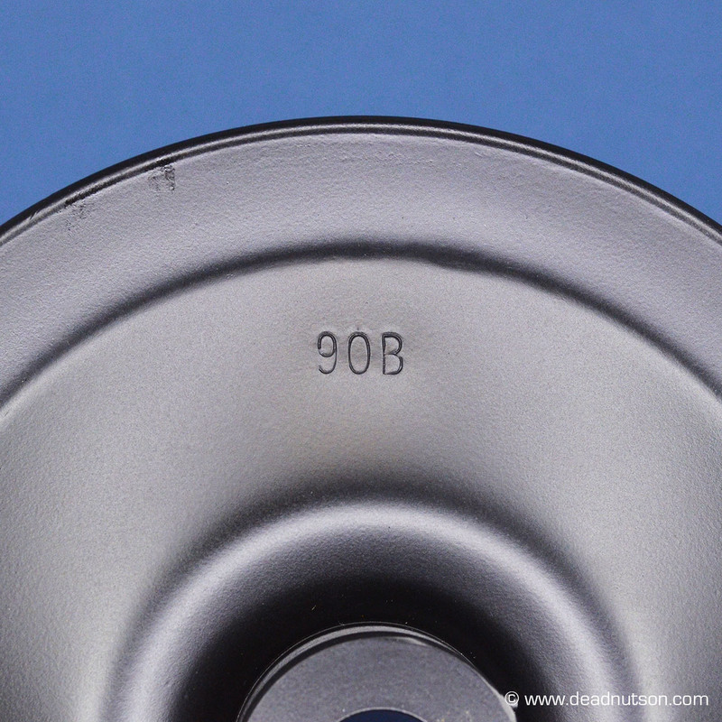 1969-70 BOSS 429 Power Steering Pulley 90B