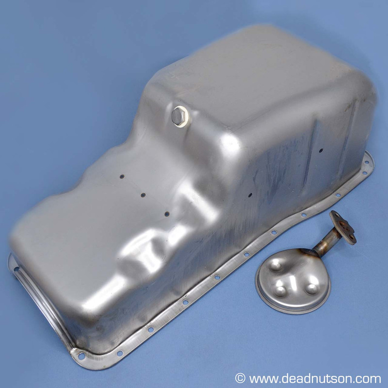 1969-70 BOSS 429 Oil Pan
