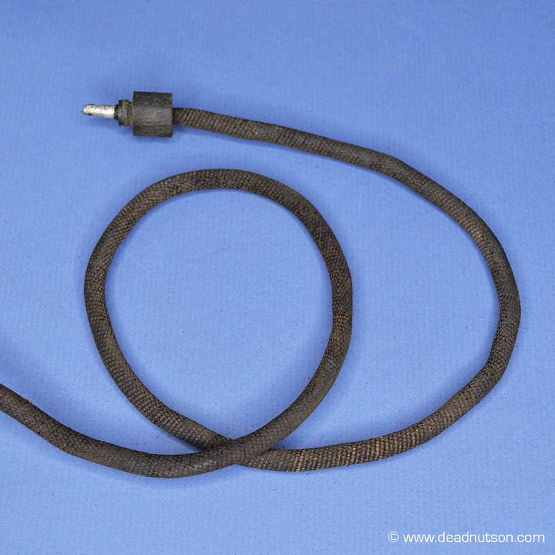 1969-70 Automatic Shifter Wire Lead Fabric Sheathing