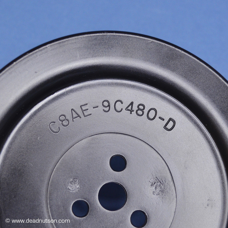 1969 BOSS 302 Smog Pump Pulley