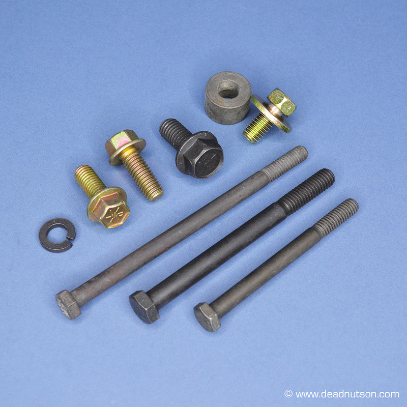 1968-69 289/302 Smog Pump  Fastener Kit