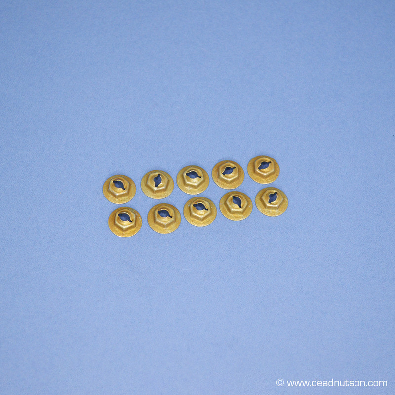 69-70 Shaker Trim Ring