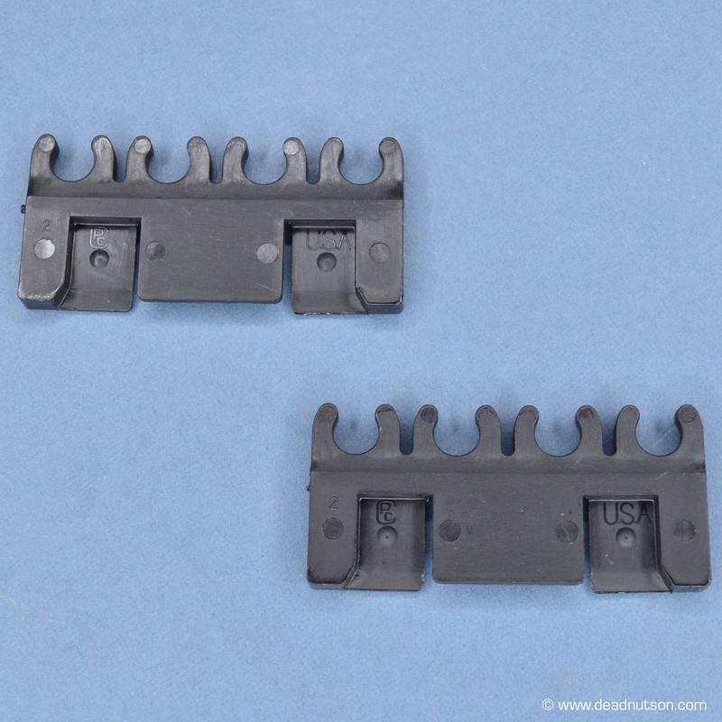1965-73 Valve Cover Spark Plug Wire Separator (2)