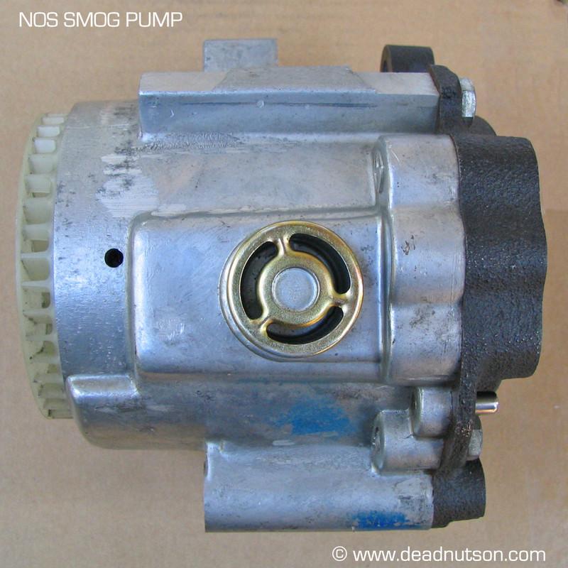 1968-71 Smog Pump Housing Hardware Kit