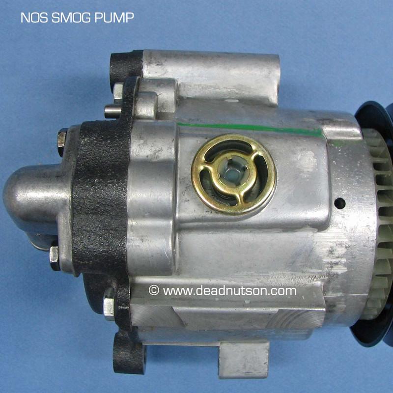 1968-71 Smog Pump Elbow Bolts