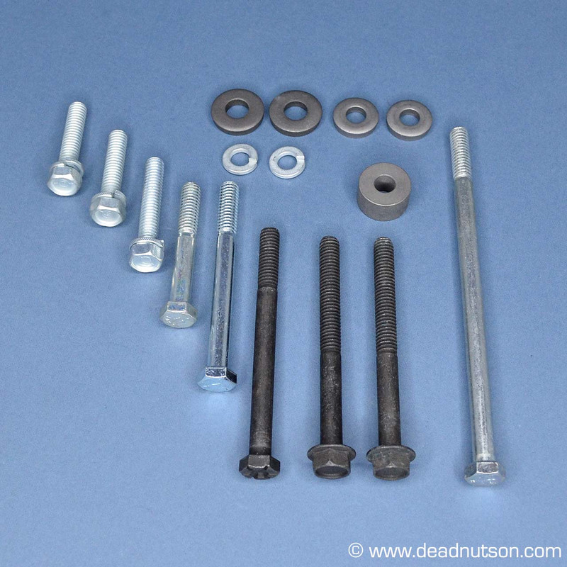 1966 Ford 289 Water Pump Hardware Kit + Air Conditioning