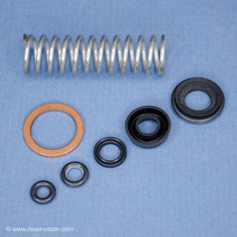 1970-73 Disc Brake Pressure Differential & Control Valve Kit