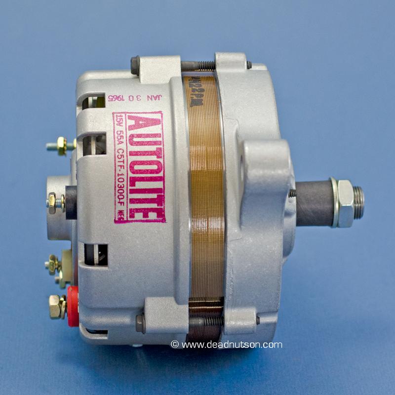 Autolite Alternator C5TF-10300-F