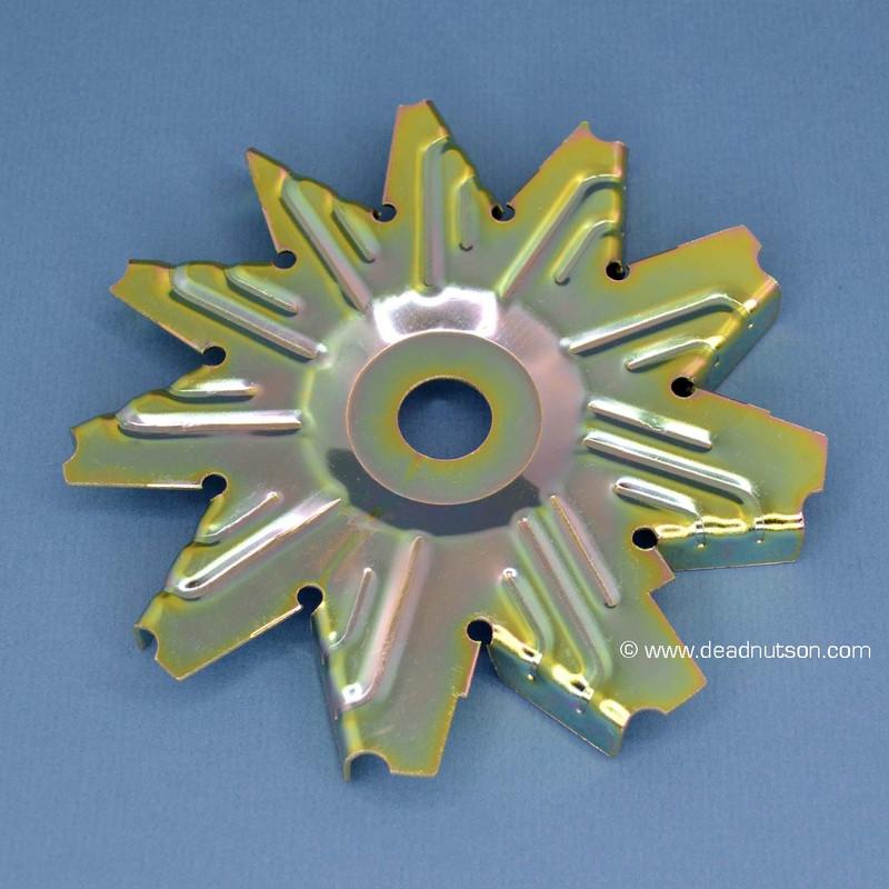 10 Blade Alternator Cooling Fan (from 11/17/69)