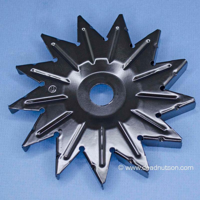 13 Blade Alternator Cooling Fan (Late May 1965 thru 1966)