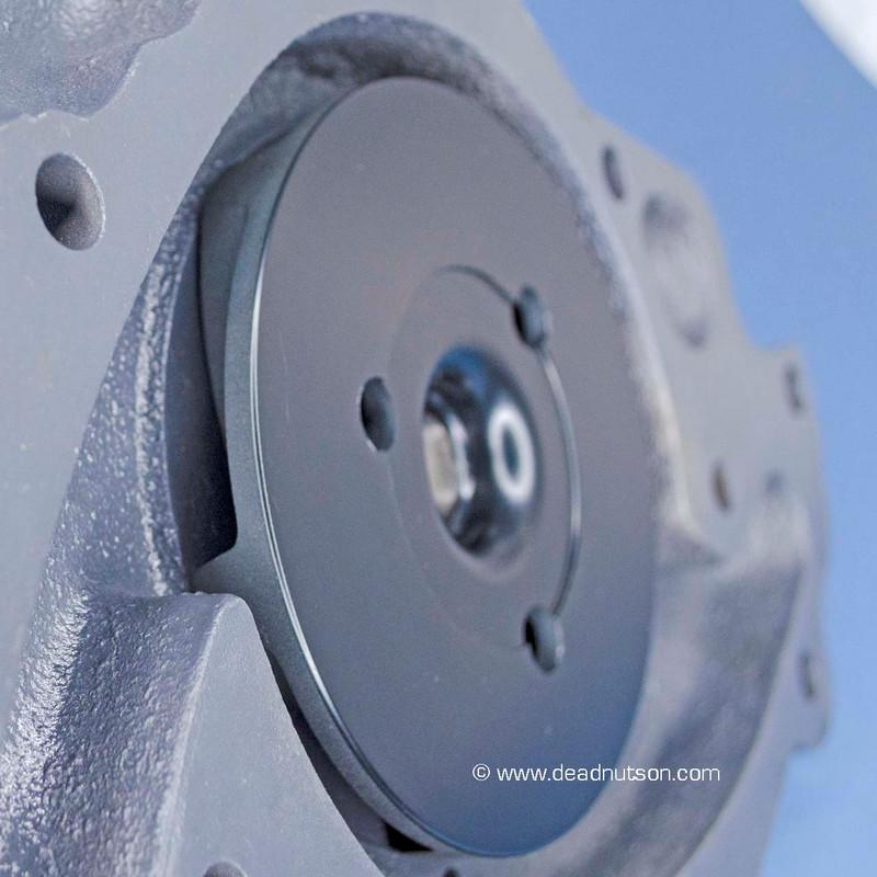 BOSS 302 Ford Water Pump Impeller