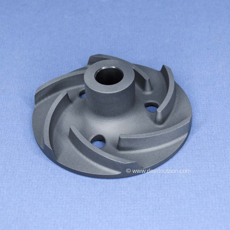 BOSS 302 Ford Water Pump Impeller