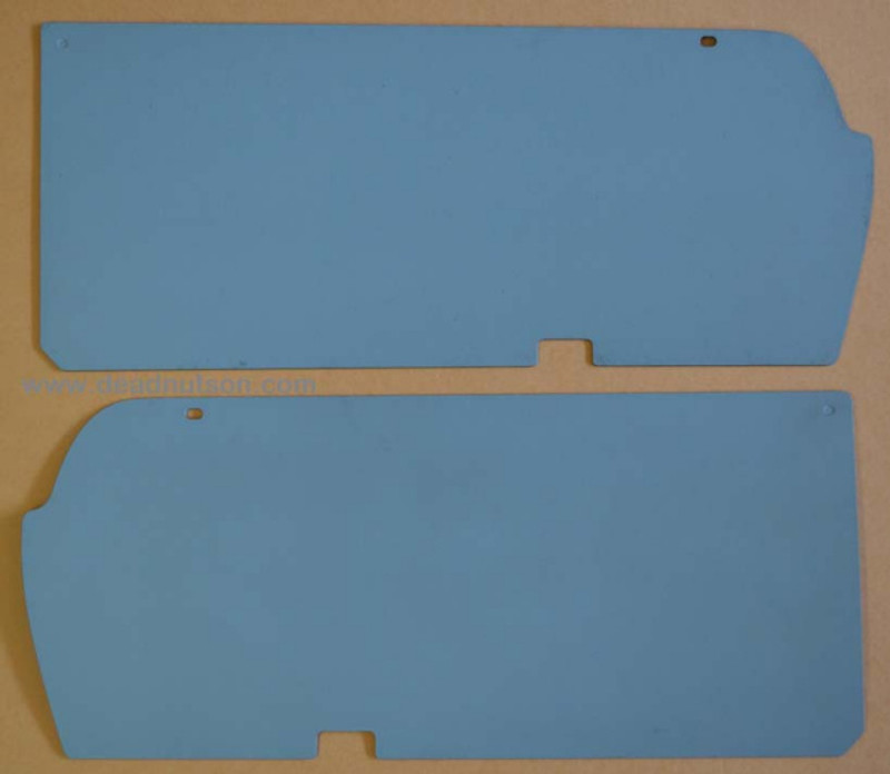 1969-70 Shelby Trunk Taillight  Boards (R/L)