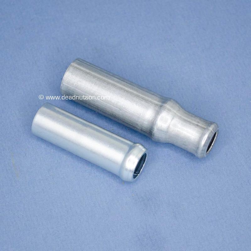 1969 BOSS 302 Water Pump Heater Hose Tubes (pair)
