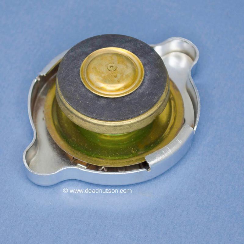 1967-70 Autolite Radiator Cap Chrome