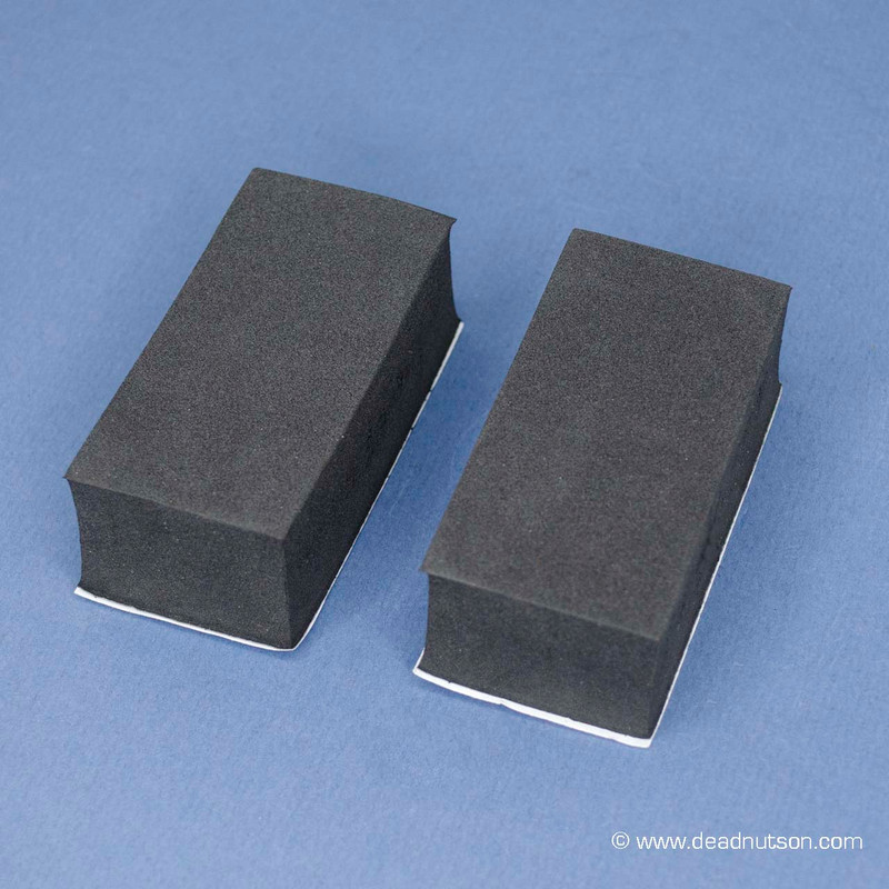 Cowl Panel Support Foam Pads