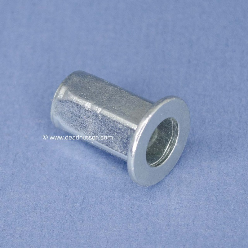 PS Cylinder Bracket Frame Insert Rivet Nut